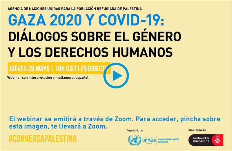 Gaza 2020 y Covid-19