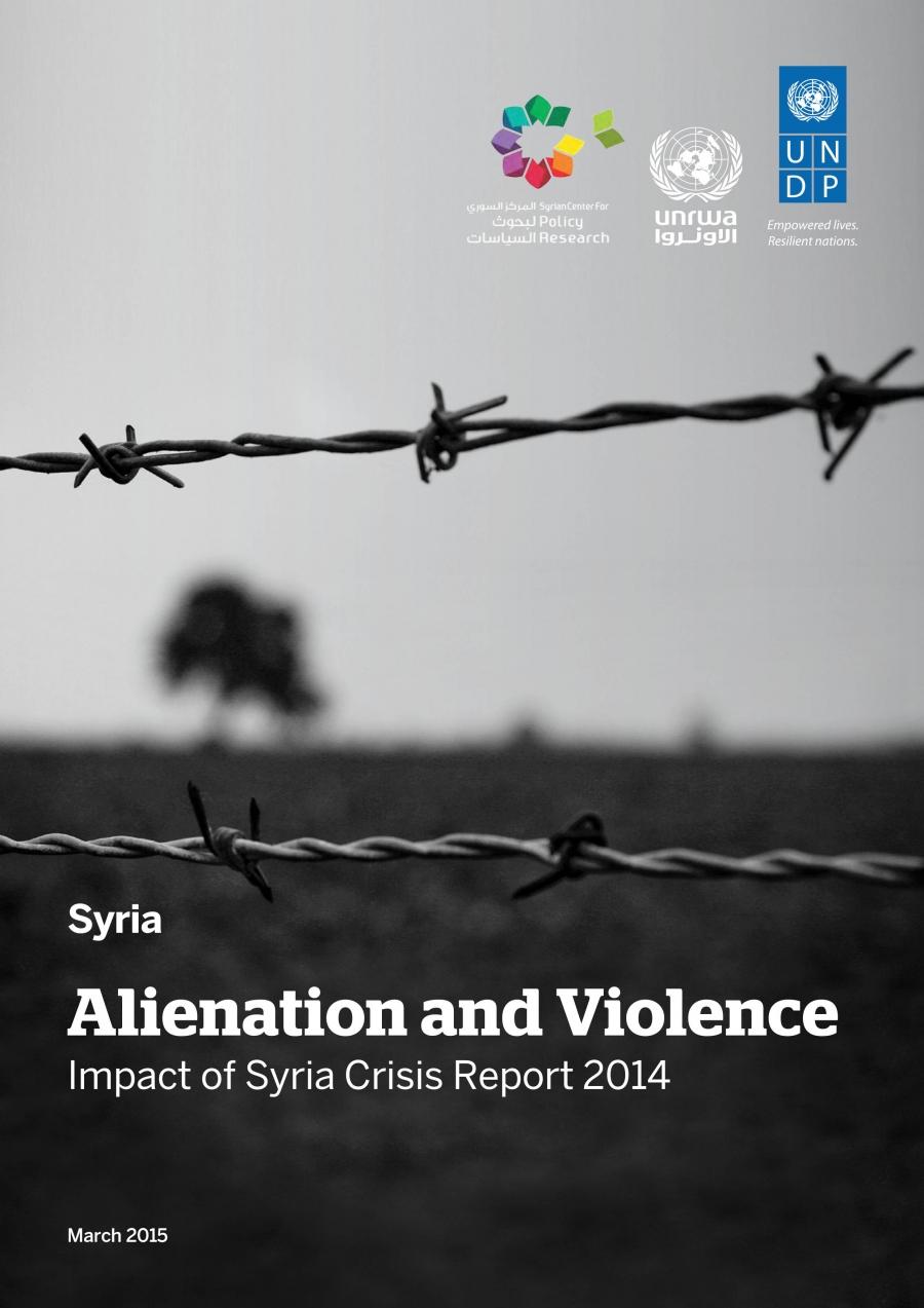 Impacto de la violencia y el aislamiento en la crisis de Siria