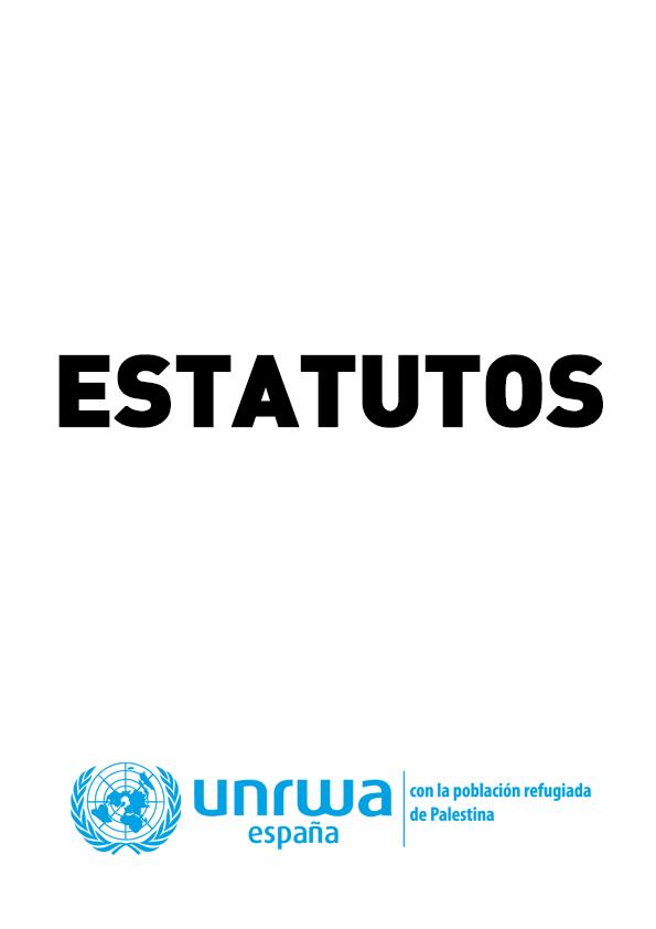 Estatutos UNRWA
