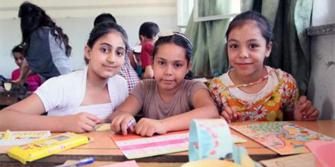 La historia de Salim: la superación de una tragedia personal que ofrece esperanza a los niños en Siria