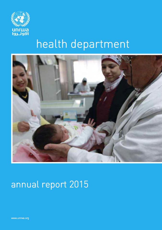 Informe Anual de Salud 2015