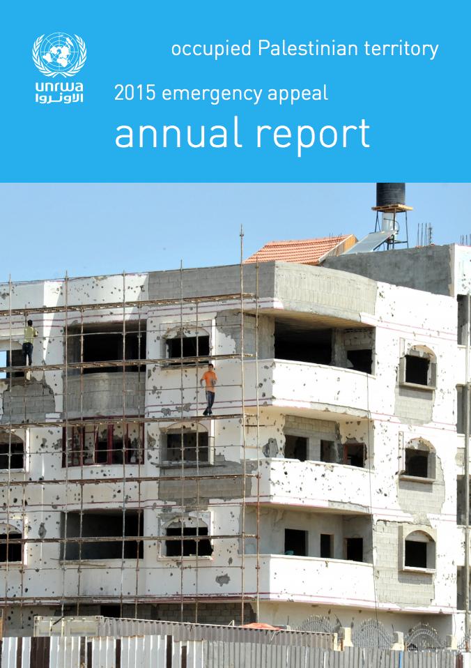 Informe anual del Llamamiento de Emergencia tPo 2015