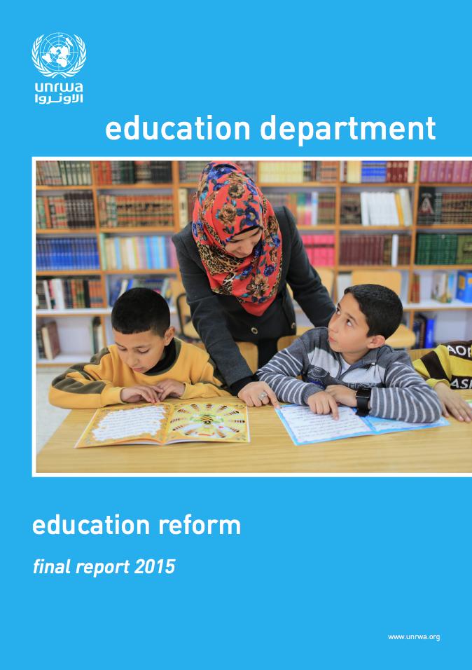 Informe final de la Reforma de Educación
