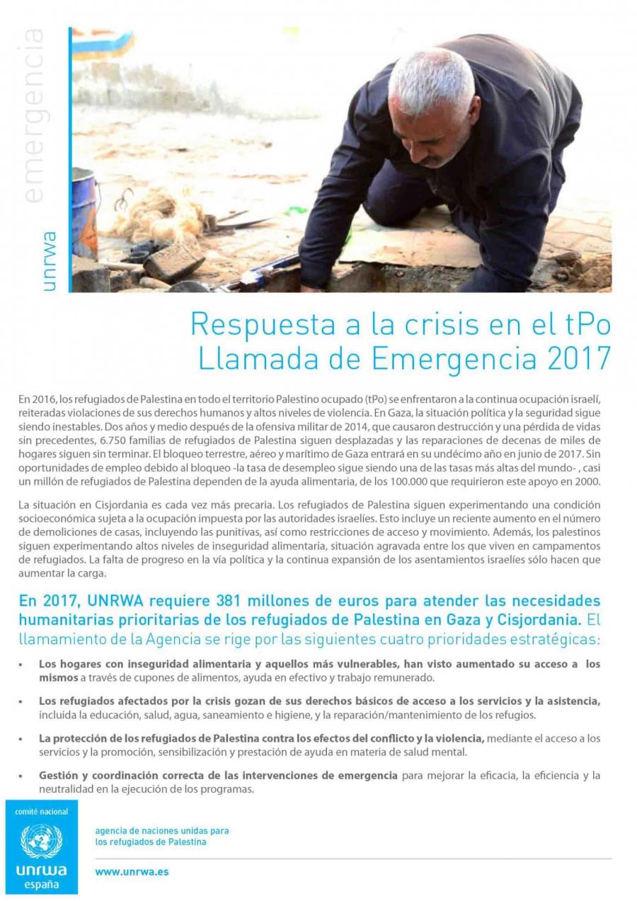 Resumen Llamada de emergencia tPo 2017