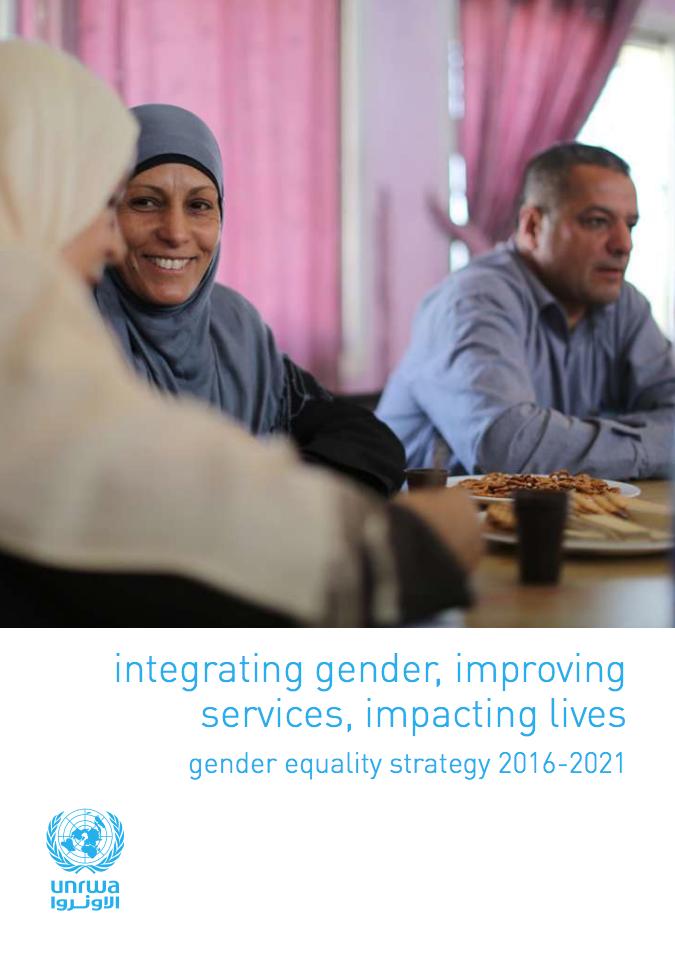 Estrategia de Igualdad de Género 2016-2021