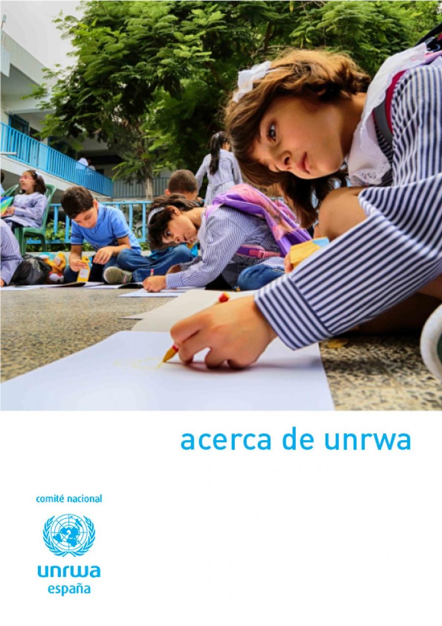 Acerca de UNRWA