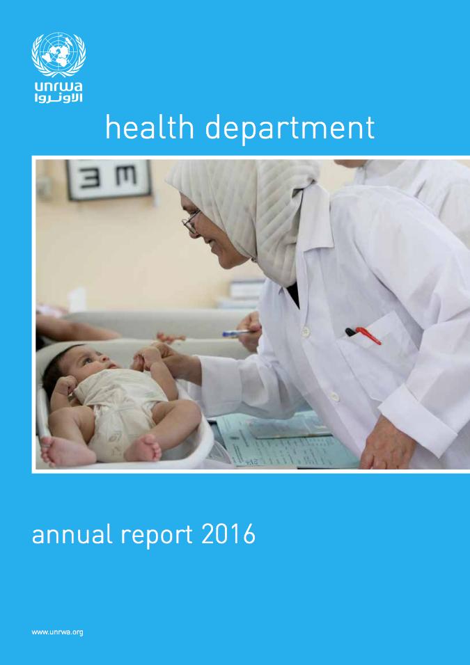 Informe de Salud 2016