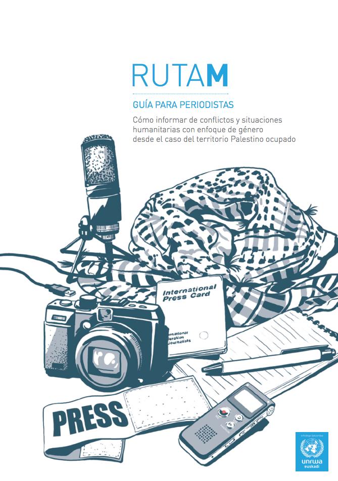 RUTA M - Guía de Comunicación para Periodistas