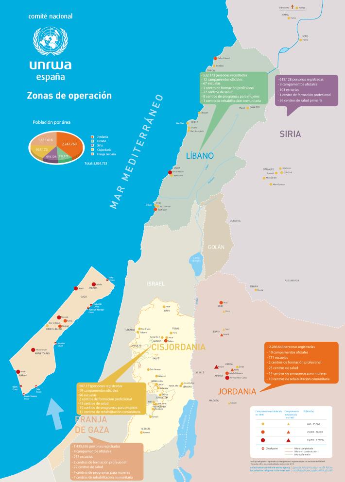 Mapa de operaciones 2017