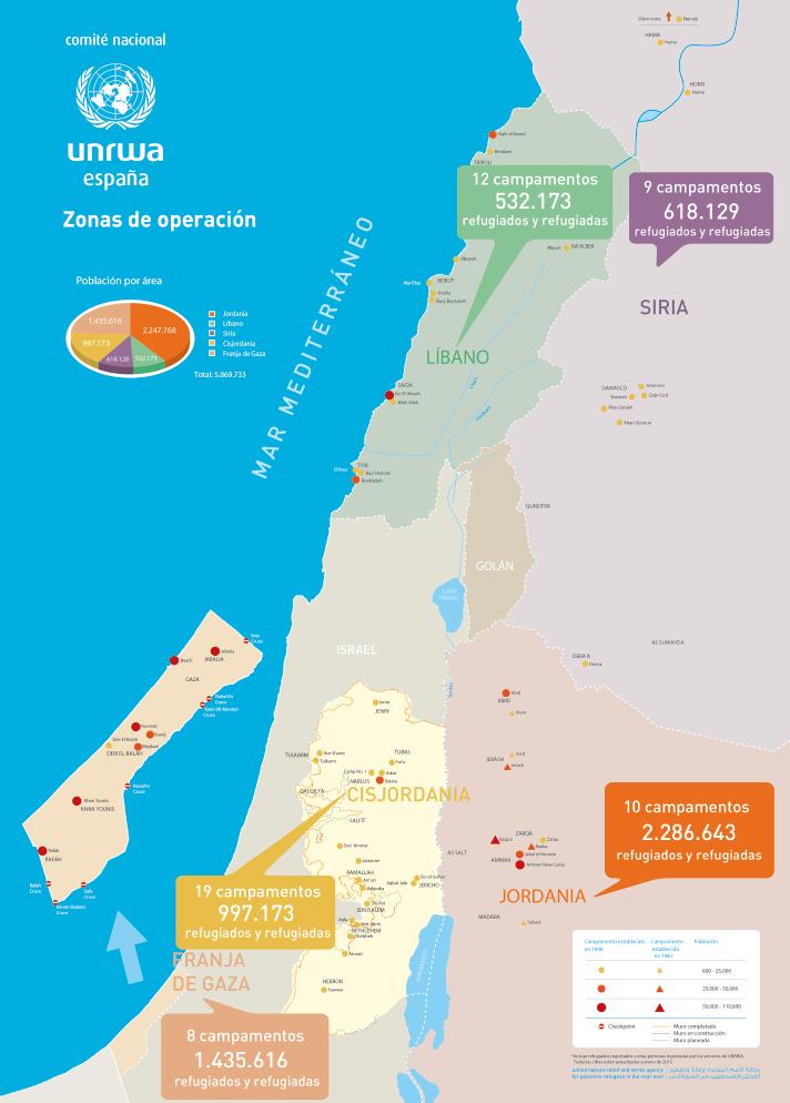 Mapa Resumen de operaciones 2017