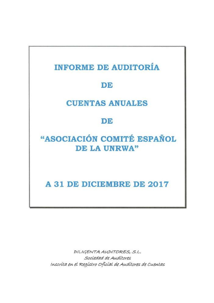 Auditoría 2017