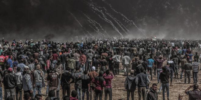 """La """"Gran Marcha del Retorno"""" en Gaza, un año después"""
