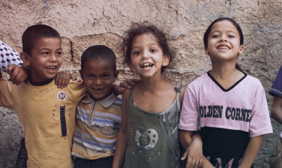 A pesar de los inconvenientes, hay un brillante futuro educativo por delante en Yarmouk