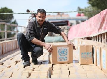 UNRWA internacional