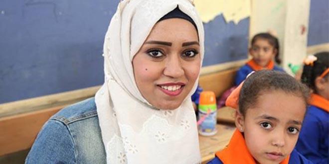 Esperanza en el horizonte: educación de calidad para los niños y niñas refugiadas de Palestina en Siria