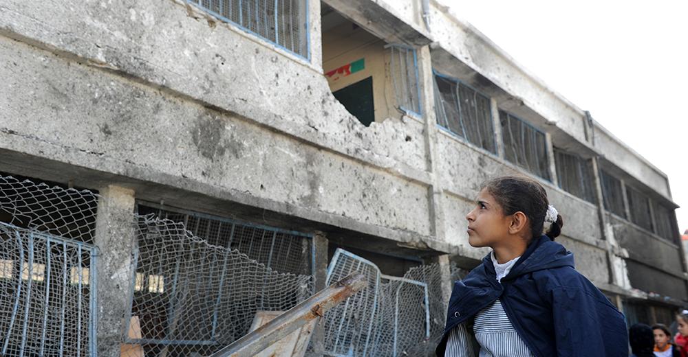 Altos cargos políticos europeos reiteran el llamamiento de apoyo a UNRWA