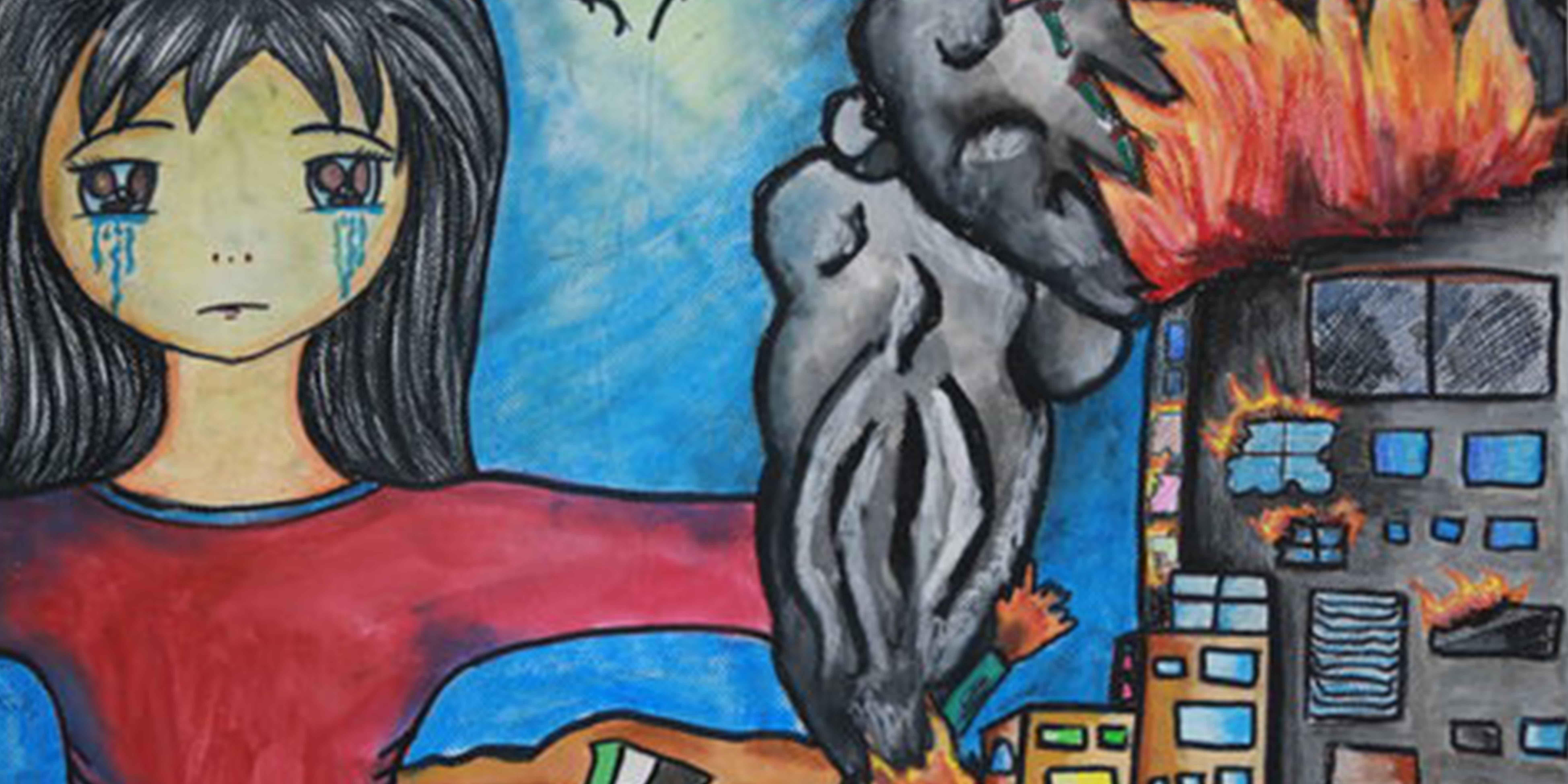Las heridas interiores y exteriores de los niños y niñas de Gaza