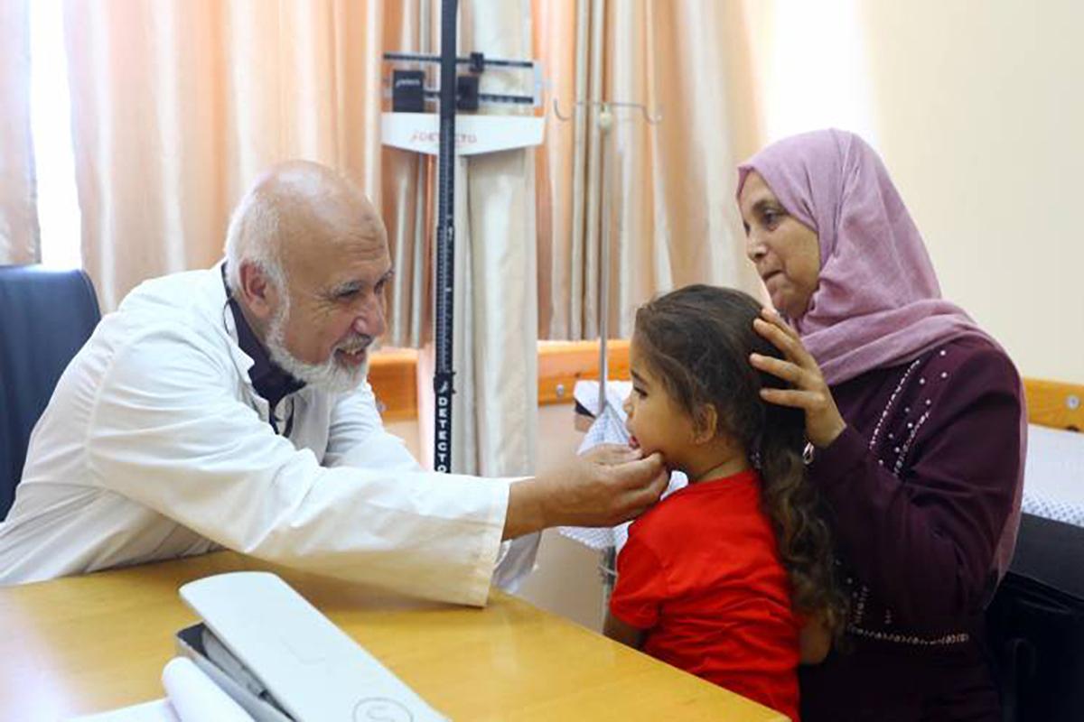 Memorias de un doctor de UNRWA jubilado de Gaza