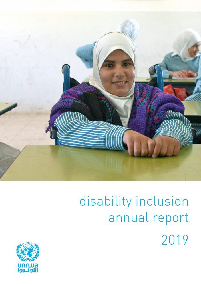 Informe anual de Integración de la Discapacidad.