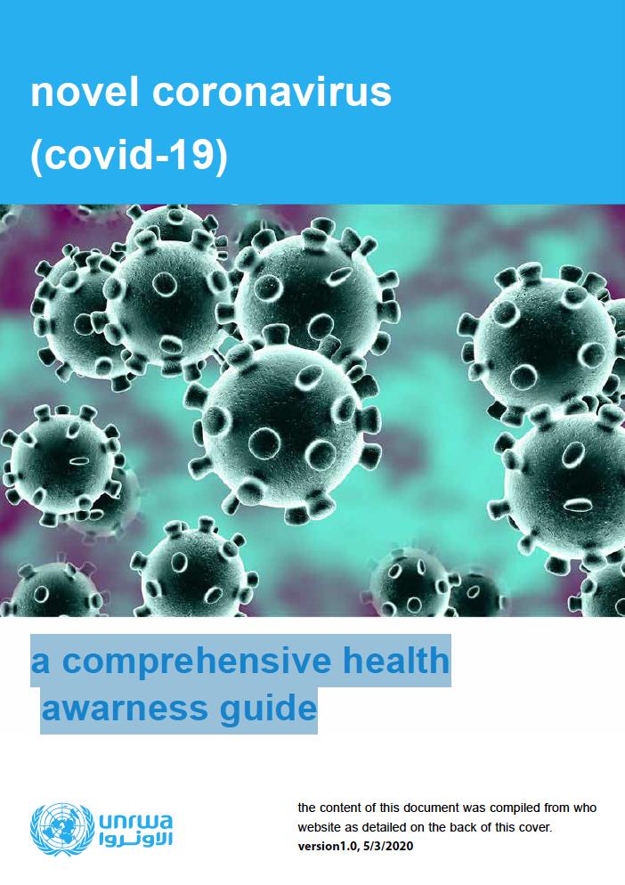 Guía de concienciación sanitaria ante el Coronavirus