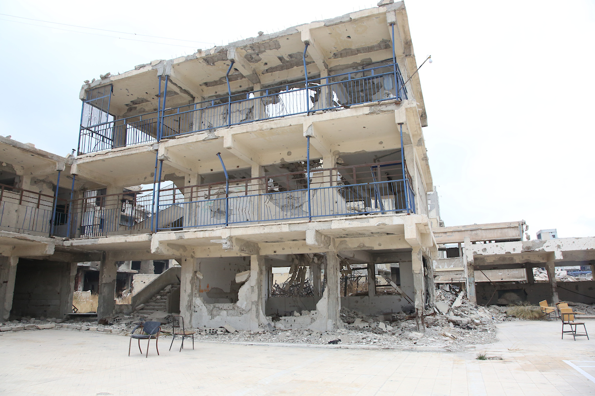 UNRWA LAMENTA LA MUERTE UN PROFESOR Y DOS ALUMNOS EN SIRIA