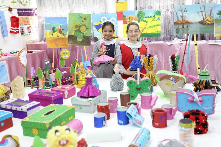El arte para reducir la ansiedad de los niños y niñas en tiempos de coronavirus
