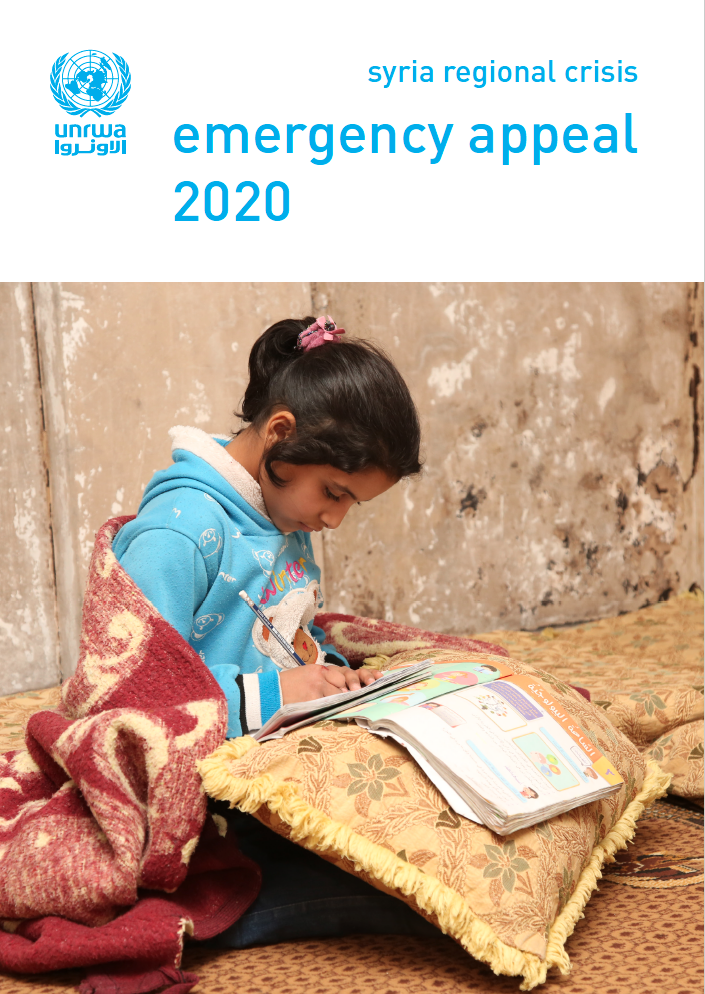 Llamada de emergencia Siria 2020