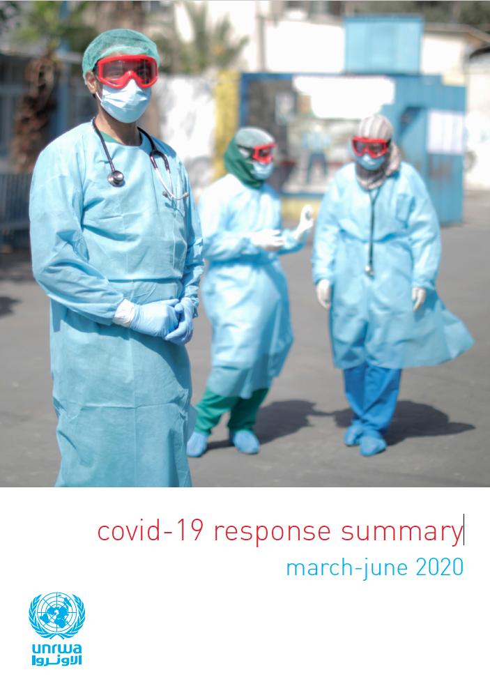 Resumen de la respuesta ante el  COVID-19
