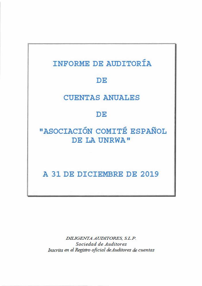 Auditoría 2019