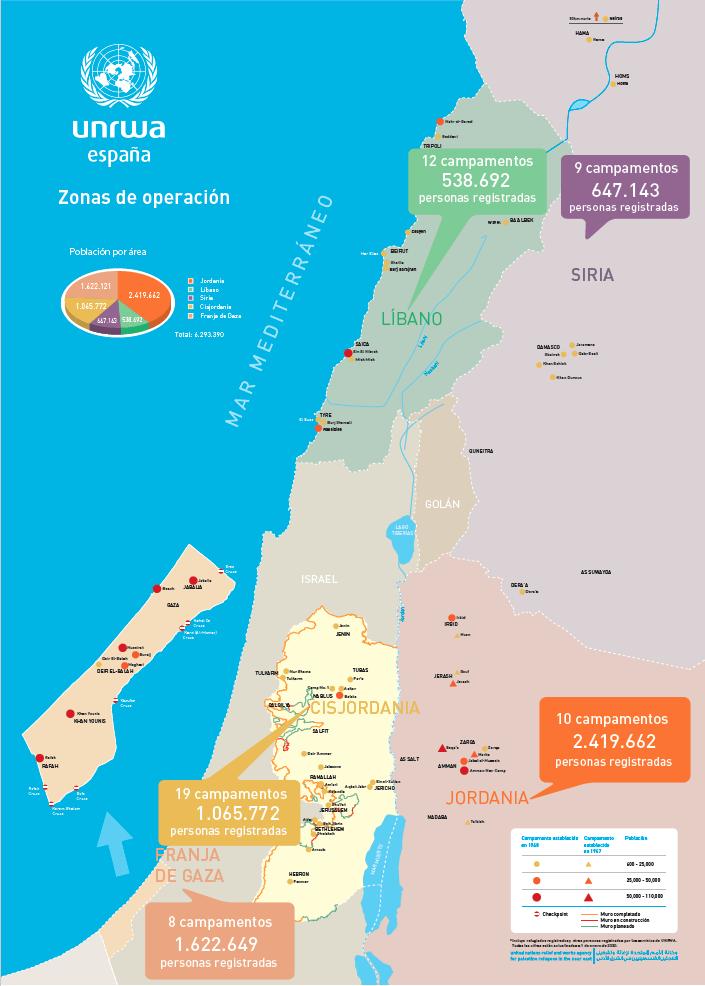Mapa de operaciones 2019