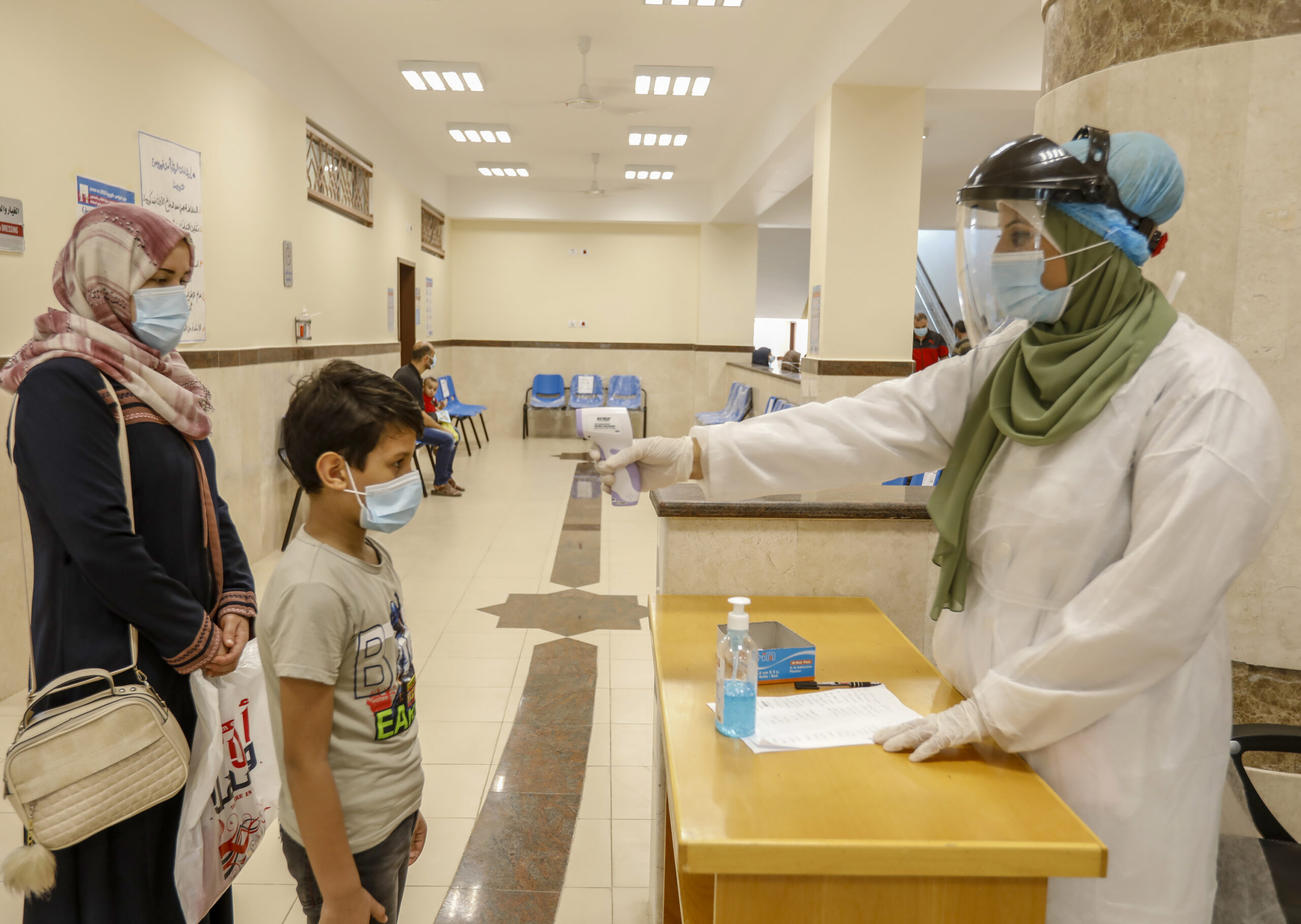 Llamamiento urgente para evitar la suspensión de ayuda humanitaria en UNRWA