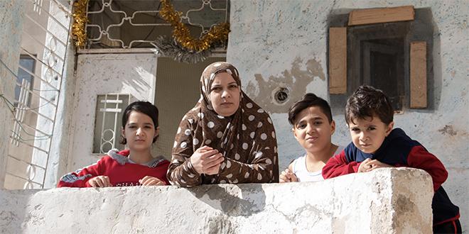"""""""La búsqueda de seguridad fue la razón por la que huimos, estuve muy cerca de perder a mi hijo en un ataque aéreo"""""""