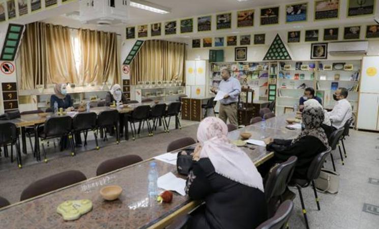 En Gaza, la salud mental de nuestros docentes también está en riesgo