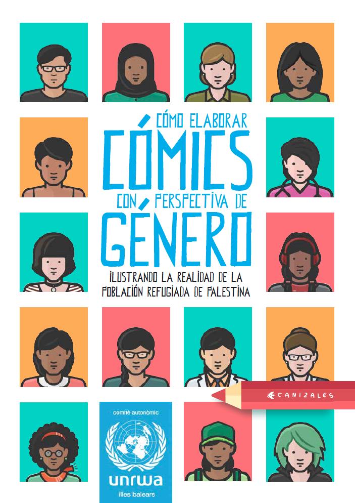 Guía Didáctica: Cómo elaborar cómics con perspectiva de género.