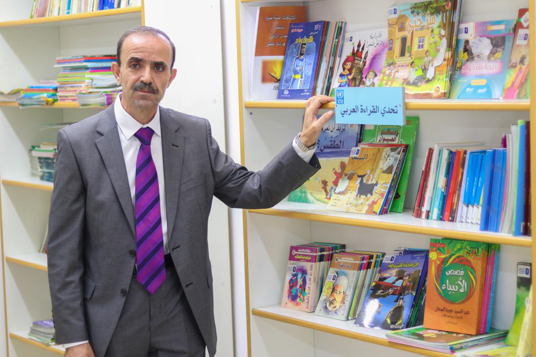 Un verdadero mentor y confidente: el objetivo de Mohammed Awwad de inspirar confianza